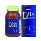 Viên uống bổ não DHA & EPA 120 viên Yakult