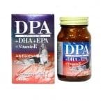 Viên uống bổ não DPA+DHA+EPA+Vitamin E 120 viên Orihiro