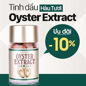 Tinh dầu hàu Oyster Extract