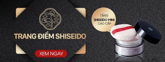 Trang điểm Shiseido