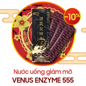 Venus Enzyme 555 True Gold