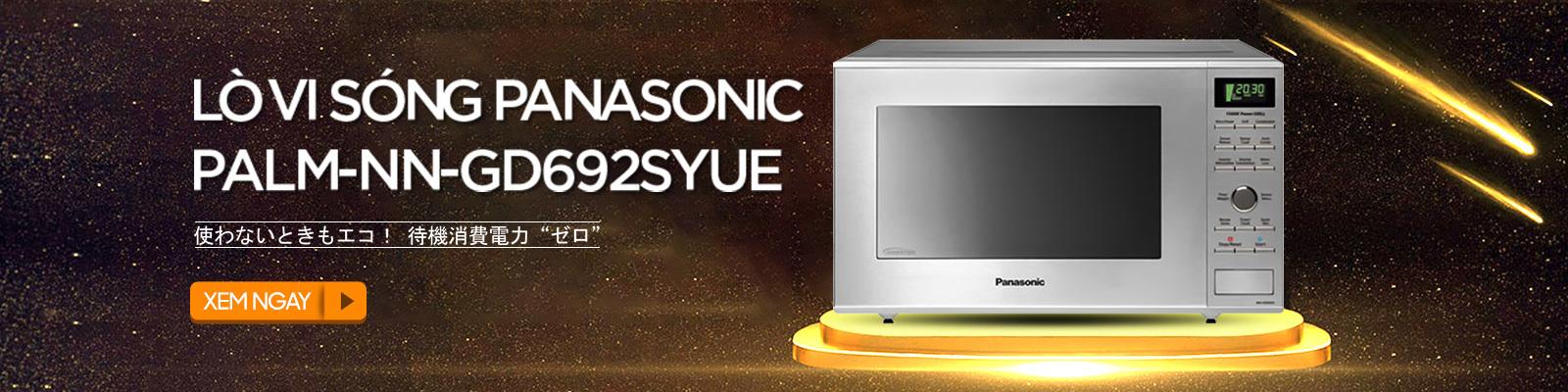 Lò vi sóng Panasonic PALM-NN-GD692SYUE 31 lít