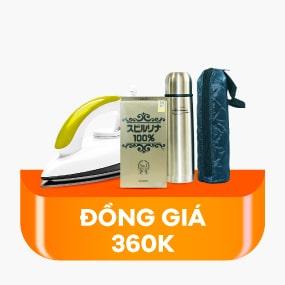 Đồng giá 360k