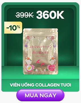 Viên uống Collagen tươi