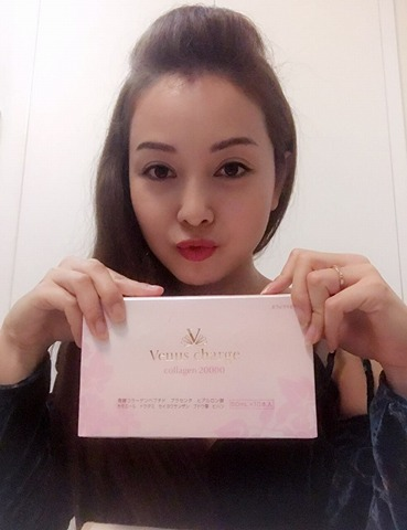 Nước uống Venus Charge Collagen 20000mg
