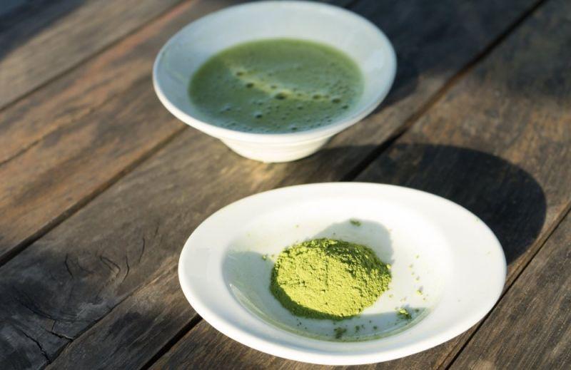 Bột trà xanh Uji Matcha Ceremonial nguyên chất 1kg