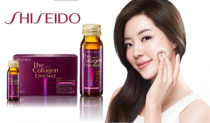 Collagen Enriched Shiseido