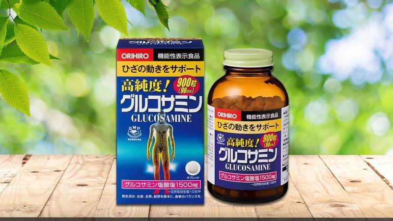 Viên uống bổ xương khớp Glucosamine 900 viên