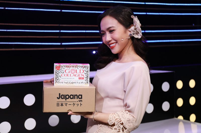 Diễn viên, ca sĩ Trương Quỳnh Anh là khách hàng thân thiết của Siêu Thị Nhật Bản Japana