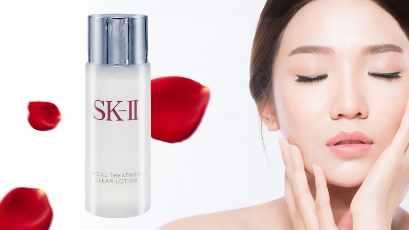 Nước hoa hồng SK-II Facial Treatment Clear Lotion 30ml