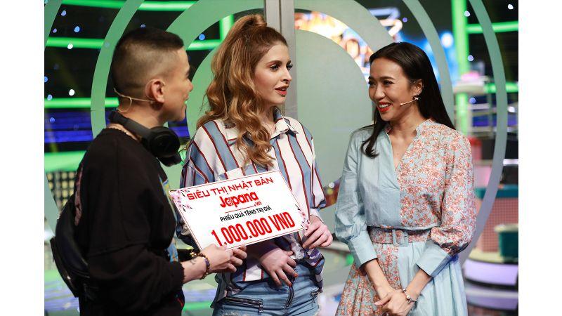Siêu Thị Nhật Bản là sự lựa chọn hàng đầu của diễn viên hài Diệu Nhi và người mẫu Andrea