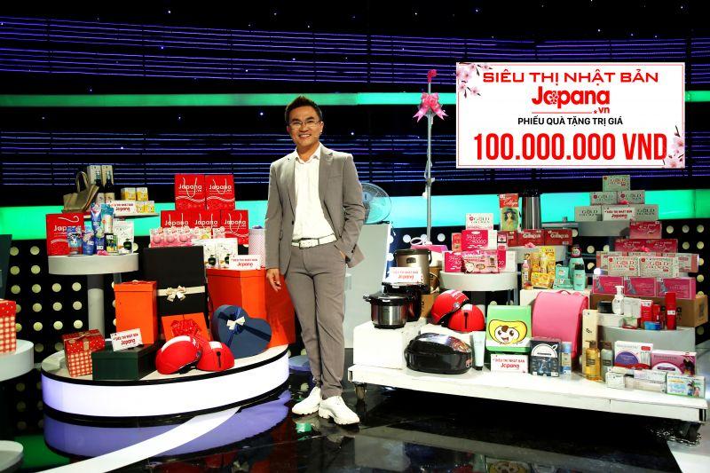 MC Quốc dân Đại Nghĩa đã tin dùng sản phẩm của Siêu Thị Nhật Bản Japana