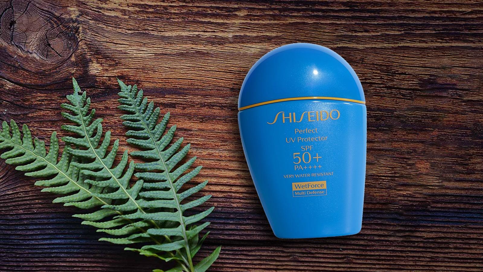 Shiseido Perfect UV Protector Multi Defense