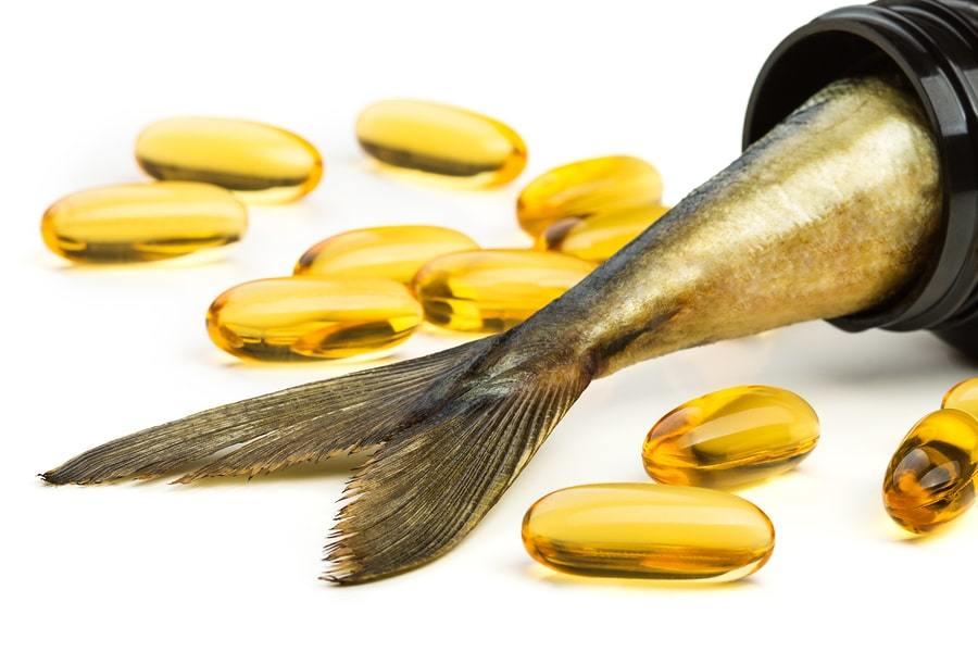 Dầu cá và hàng trăm lợi ích cho sức khỏe con người
