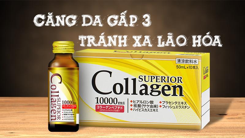 Độ tuổi nào dùng collagen gì?