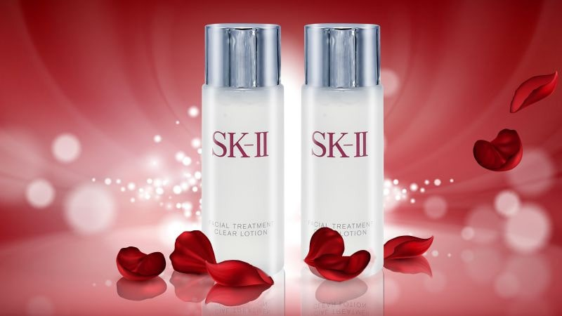 Nước hoa hồng SK-II Facial Treatment Clear Lotion 30ml