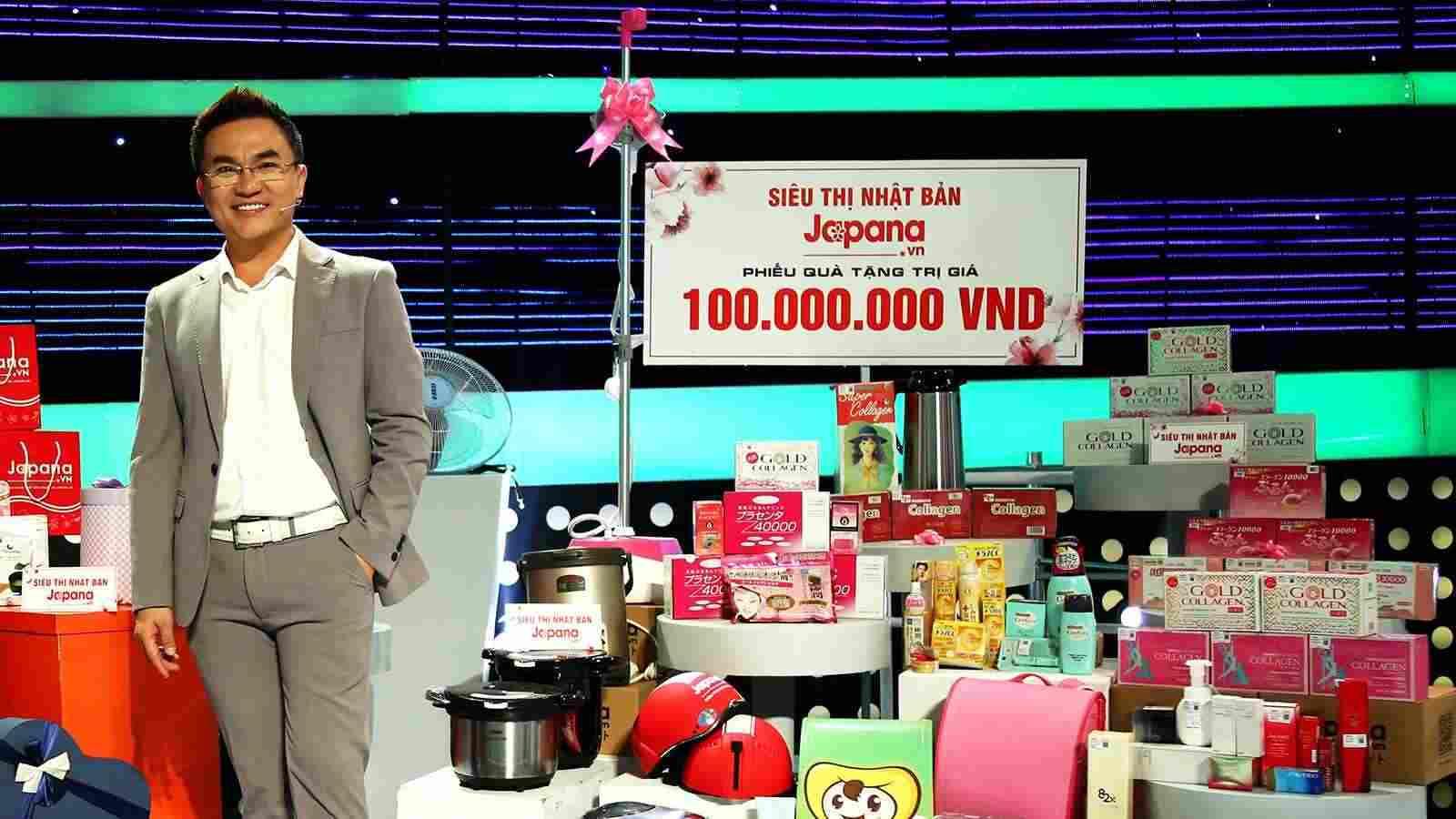 Diễn viên hài Gia Bảo và Minh Dự đã luôn tin dùng sản phẩm của Siêu Thị Nhật Bản Japana