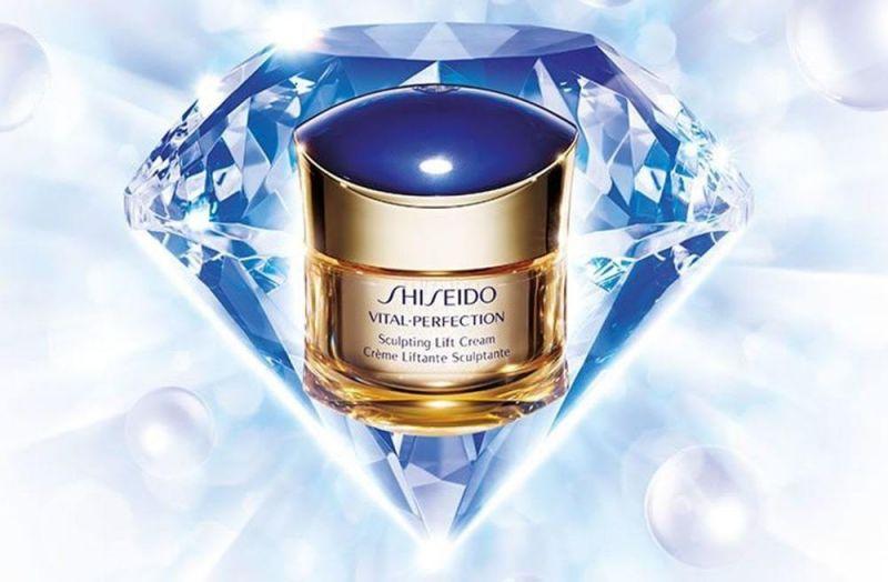 Kem chống lão hóa Shiseido Vital-Perfection Sculpting Lift 50ml