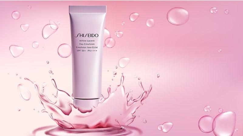 Kem làm trắng da Shiseido White Lucent Day Emulsion 50ml