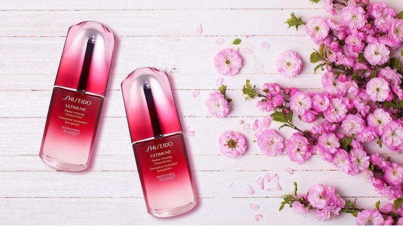 Tinh chất truyền năng lượng cho da Shiseido Ultimune Power 50ml