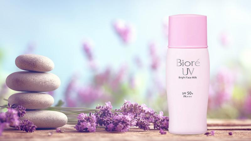 Sữa chống nắng Biore UV Bright Milk SPF50+/PA++++ 30ml
