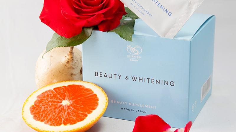 Viên uống trắng da chống nắng Shiratori Beauty & Whitening 90 viên