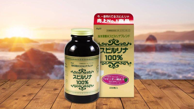 Tảo xoắn Nhật Bản Spirulina – Thật giả phân biệt thế nào?