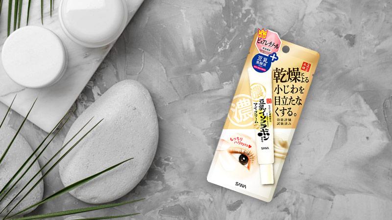 Kem dưỡng mắt Sana Nameraka Wrinkle Eye Cream 25g