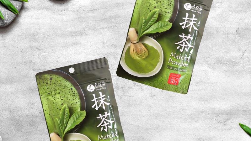Bột trà xanh Yanoen Matcha Uji Nhật Bản