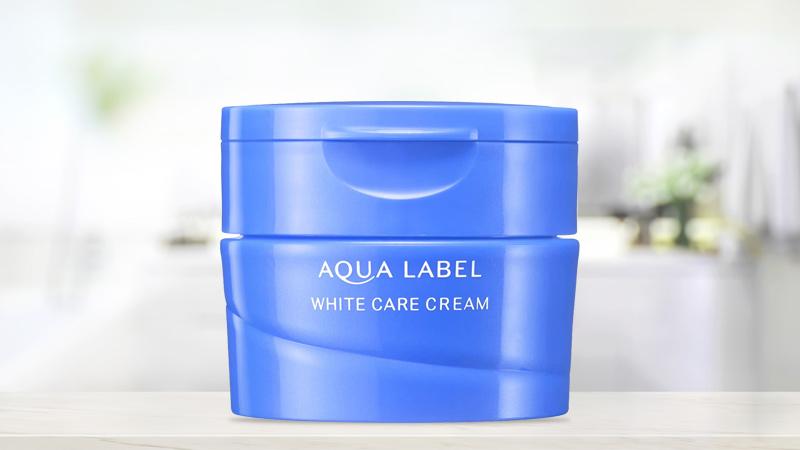 Kem dưỡng trắng Shiseido Aqualabel White Care Cream 50g