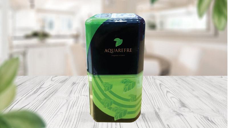 Hộp khử mùi Lion Chemical Aqua Refre 400ml (Hương rừng)
