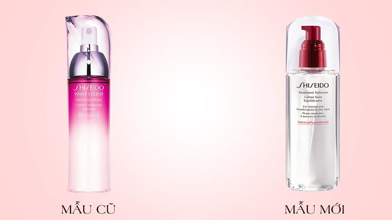 Nước cân bằng da Shiseido White Lucent Luminizing Infuser 150ml