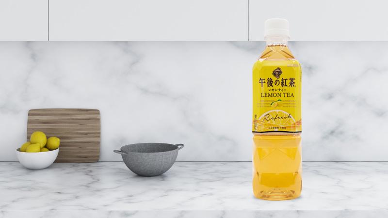Trà chanh Kirin Lemon Tea 500ml