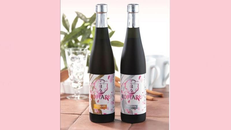 Nước uống Collagen Koharu 84000mg 500ml