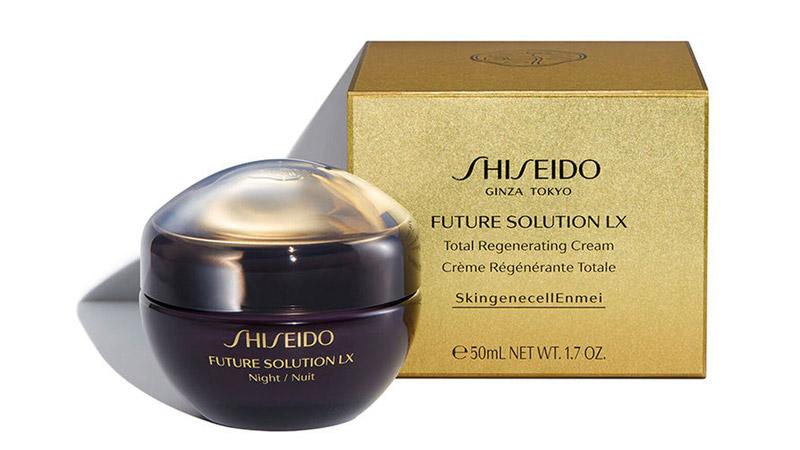 Kem dưỡng ban đêm Shiseido Future Solution LX Total Regenerating Cream 50ml