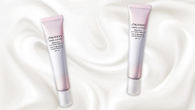 Kem lót làm trắng da Shiseido White Lucent Brightening Spot-Control Base UV 30ml