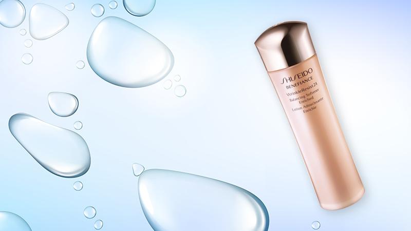 Nước làm mềm da ngăn lão hoá Shiseido Benefiance WrinkleResist24 Balancing Softener 150ml