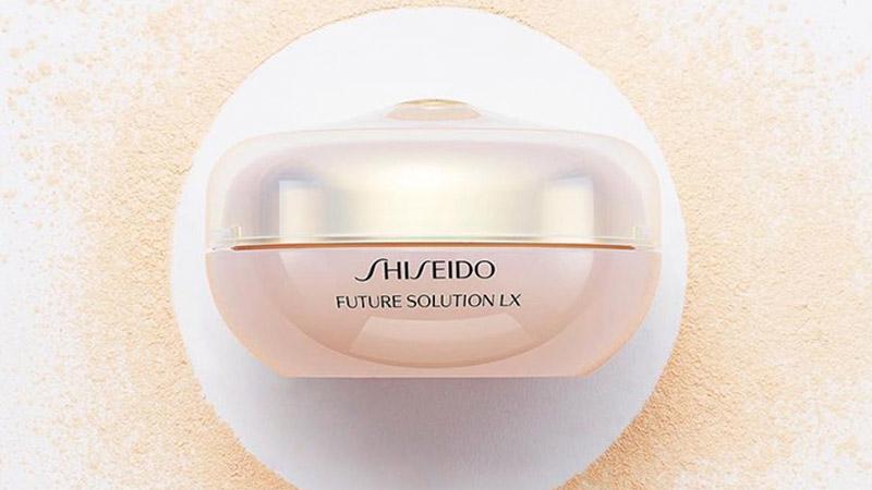 Phấn phủ Shiseido Future Solution LX Total Radiance Loose Powder 10g