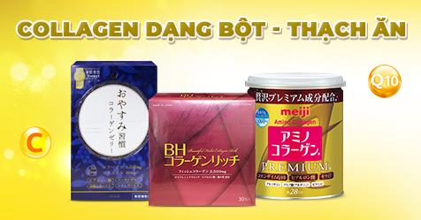 Collagen Nhật Bản Chính Hãng