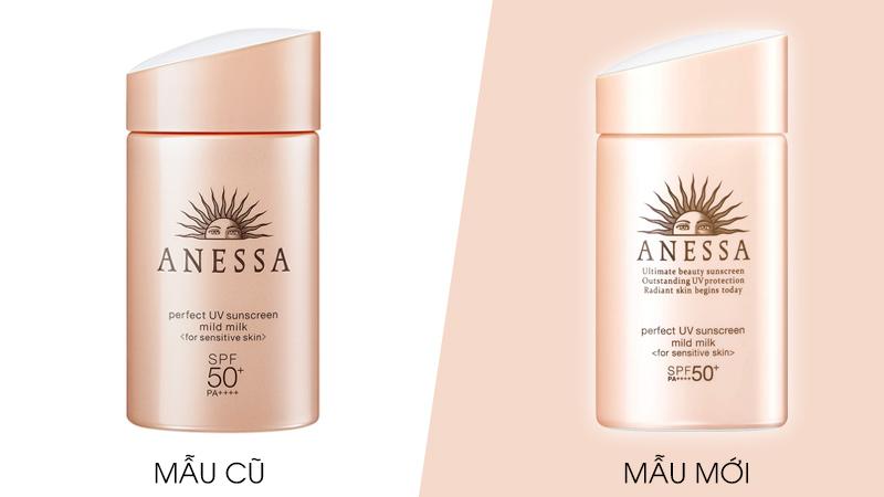 Anessa Perfect UV Sunscreen Mild Milk