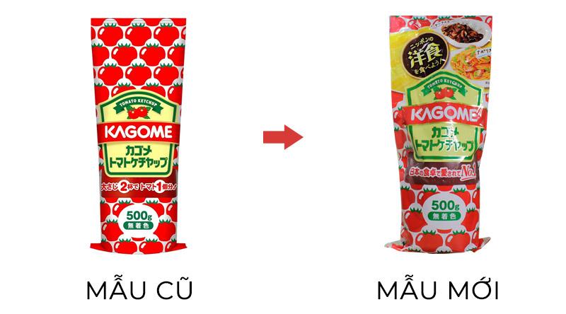 Tương cà chua nguyên chất Kagome 500g