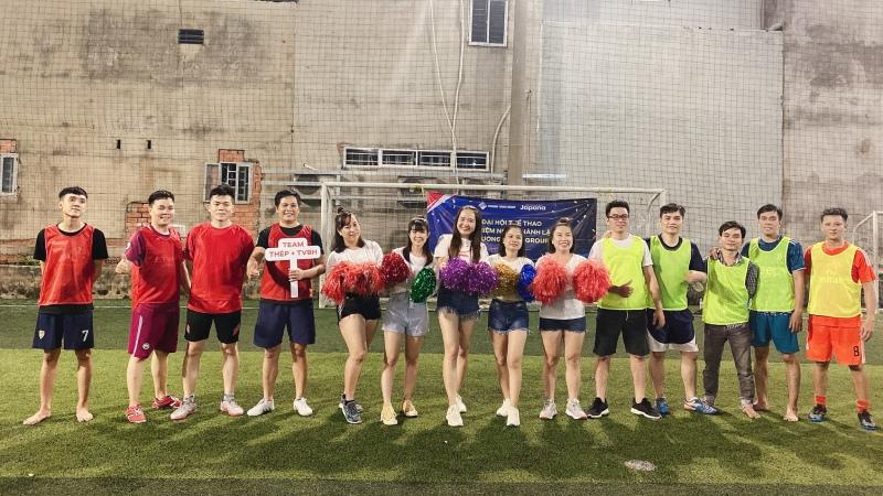 Tổng kết trao giải hội thao Trường Thịnh Group năm 2020