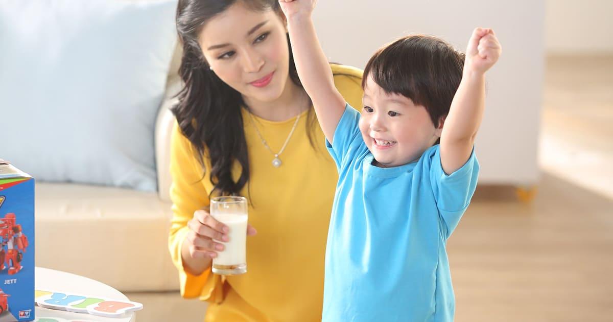 Làm sao để tăng chiều cao cho trẻ?