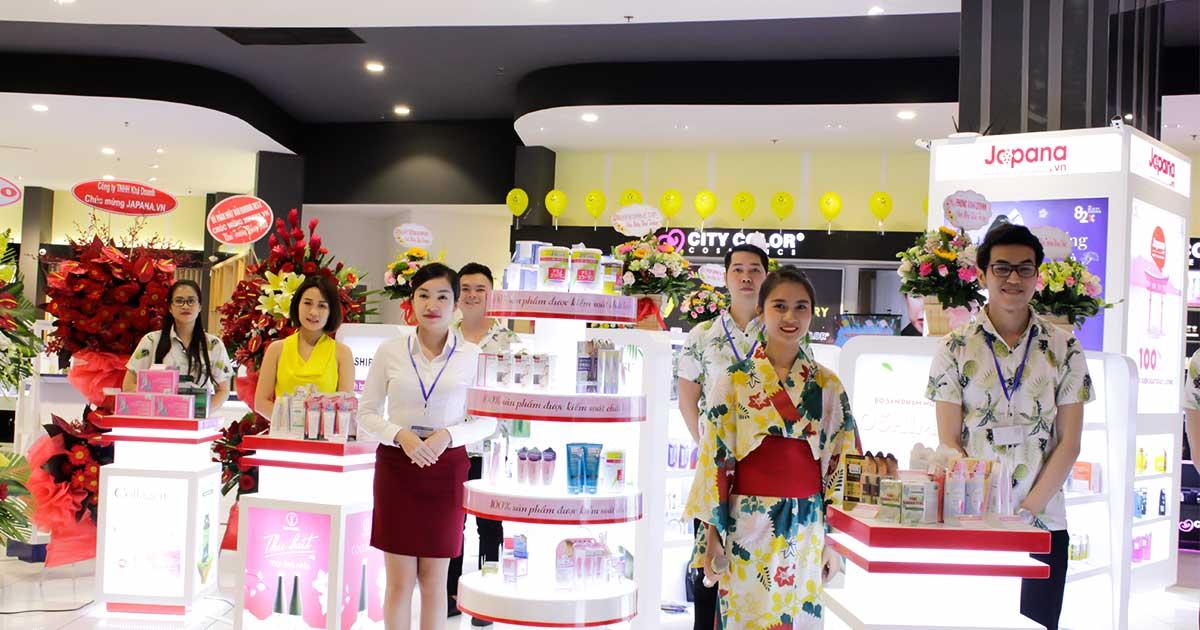 Japana.vn - Sàn thương mại điện tử đang bứt phá nhờ hướng đi khác biệt
