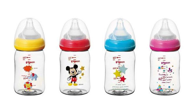 5 tiêu chí giúp mẹ lựa chọn bình sữa chống sặc của nhật tốt nhất dành cho bé