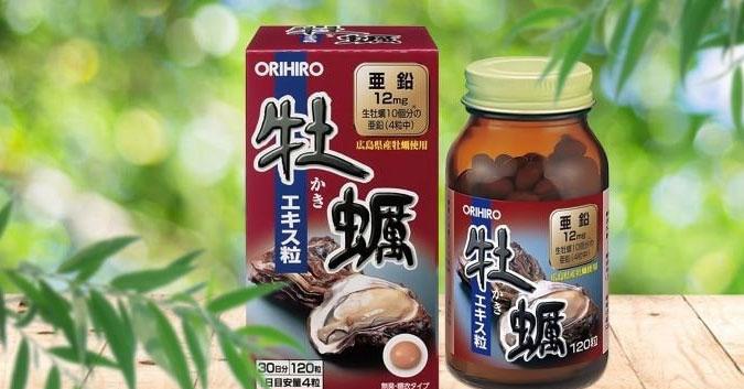 4 dòng viên uống tăng cường sinh lý nam của Nhật được phái mạnh ưa chuộng