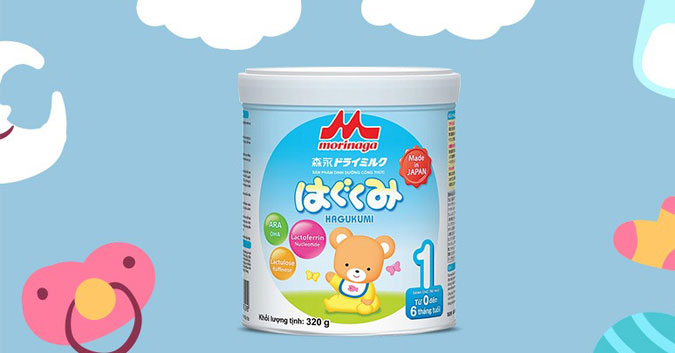 Review sữa Nhật cho bé sơ sinh được các mẹ quan tâm nhất