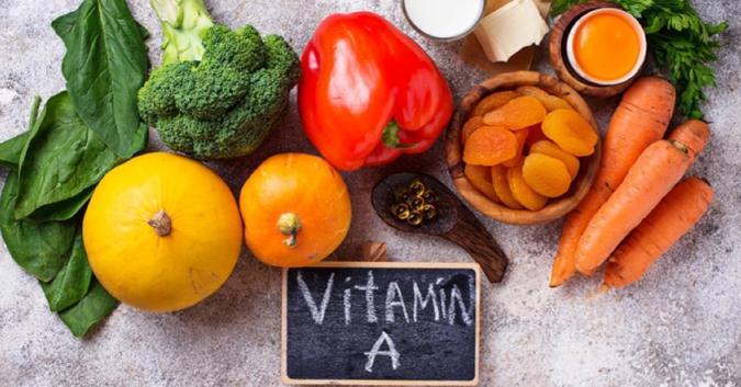 Cách bổ sung vitamin A để chăm sóc mắt
