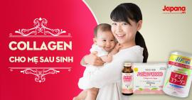 Sau sinh uống collagen như thế nào hiệu quả nhất?