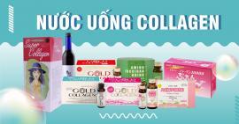 Top các nước uống Collagen Nhật Bản tốt nhất hiện nay?